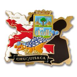 Bolivia tourism home decors fridge magnet
