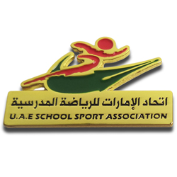 custom school pin badge
