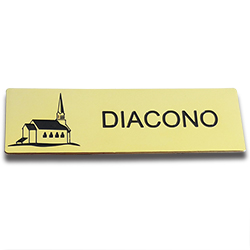 custom staff name badge